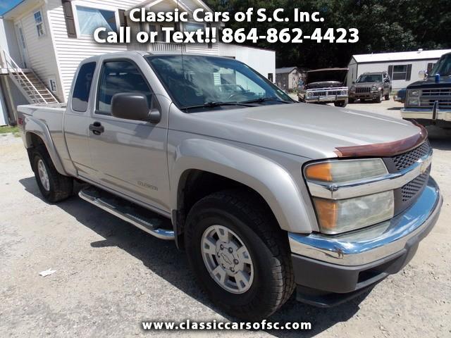 2005 Chevrolet Colorado | 895544