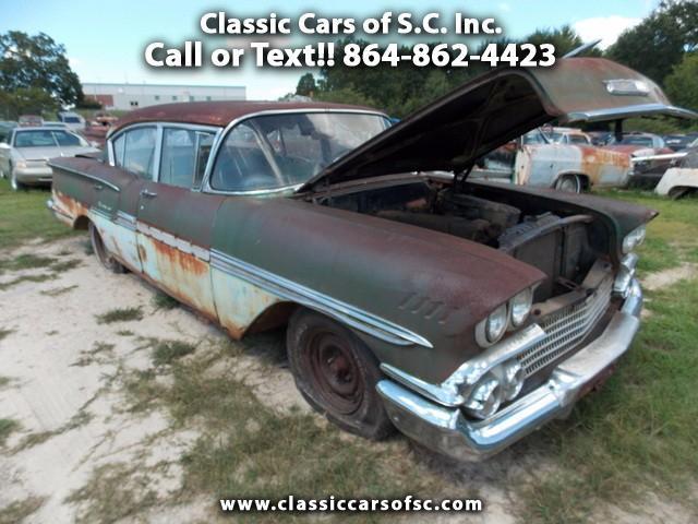 1958 Chevrolet Biscayne | 895545