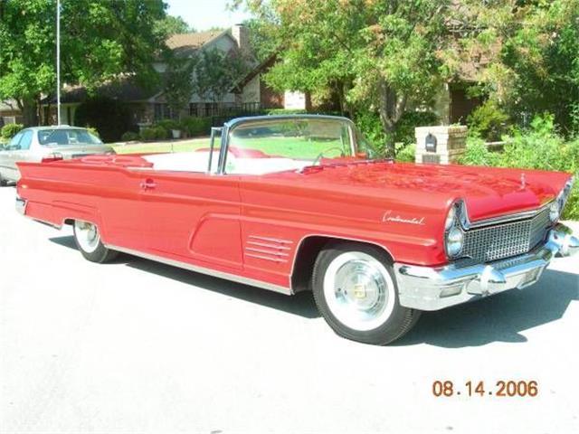 1960 Lincoln Continental | 895550