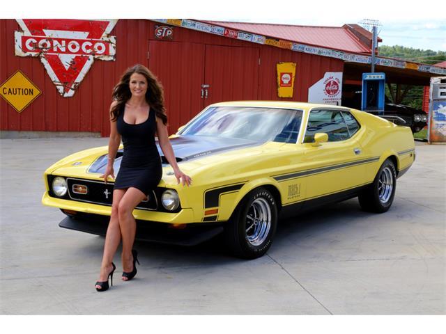 1971 Ford Mustang 429 Cobra Jet | 895554