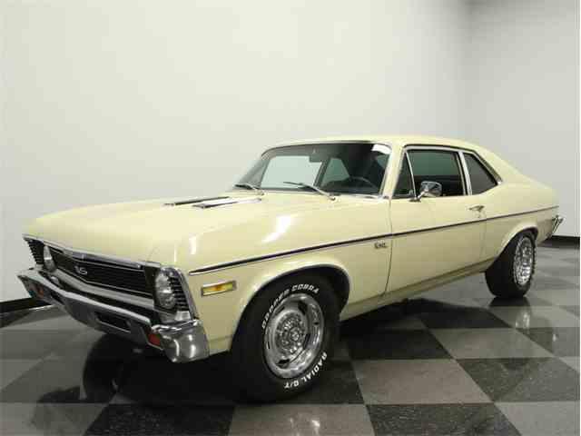 1971 Chevrolet Nova SS | 895563