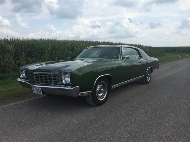 1972 Chevrolet Monte Carlo | 895565