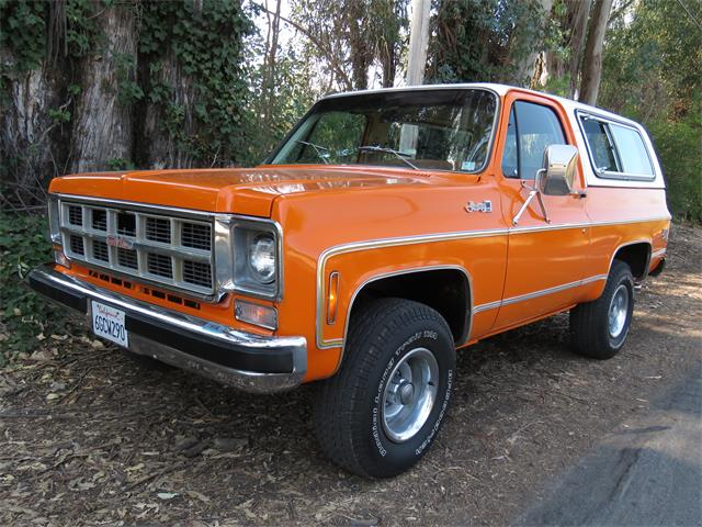 1977 GMC High Sierra | 895571