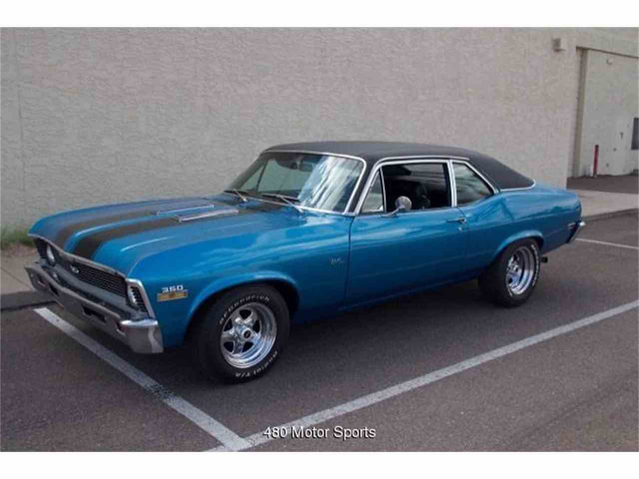 Large Picture of Classic 1972 Chevrolet Nova - $19,500.00 Offered by 480 Motor Sports - J713