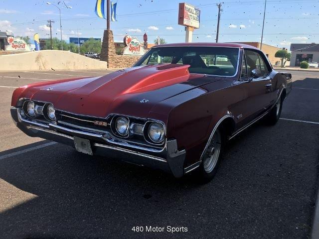1967 Oldsmobile Cutlass | 895576