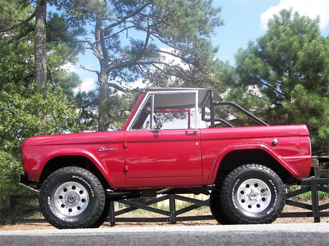 1969 Ford Bronco | 895592