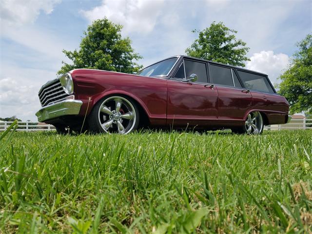 1963 Chevrolet Nova II Wagon  | 895594