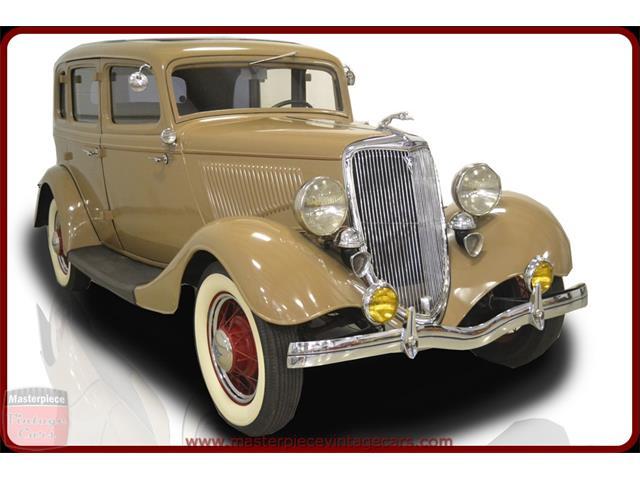 1934 Ford Sedan | 895599