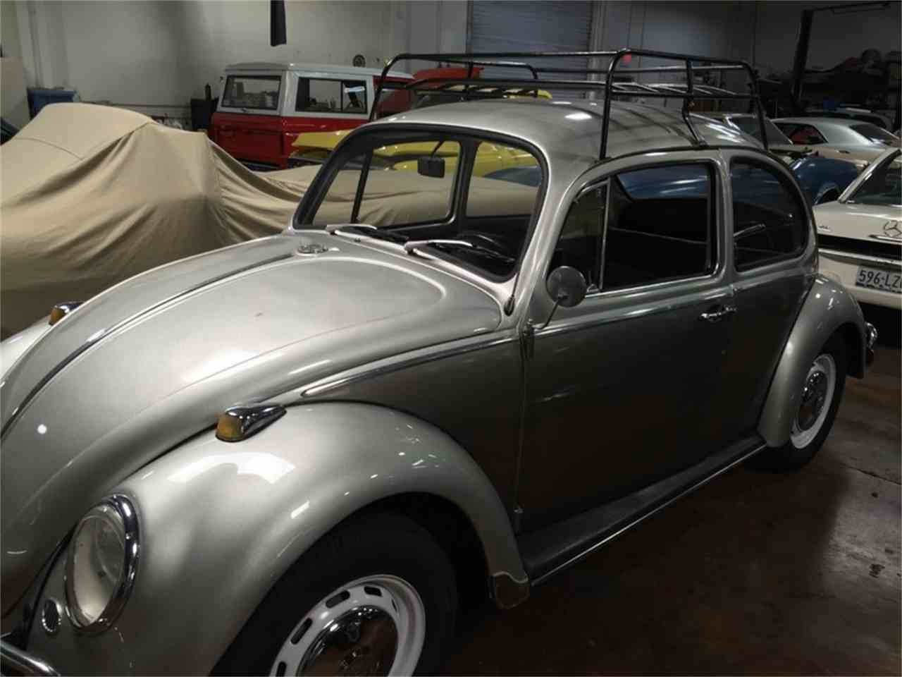1966 volkswagen beetle for sale cc 890056. Black Bedroom Furniture Sets. Home Design Ideas
