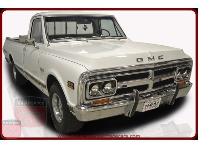 1971 GMC 1500 Sierra Granda | 895600