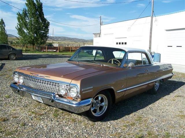 1963 Chevrolet Impala | 895610