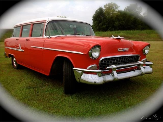 1955 Chevrolet Bel Air | 895636