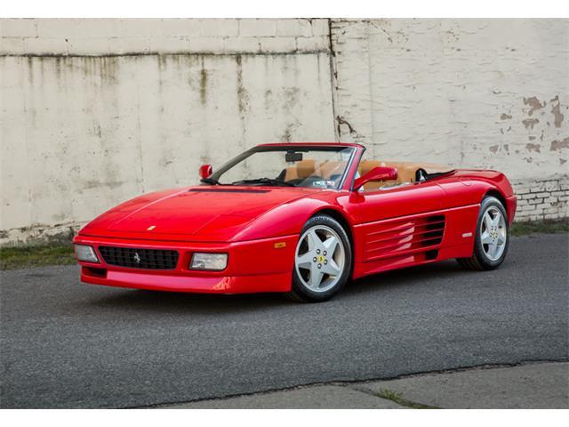 1995 Ferrari 348 Spider | 890564