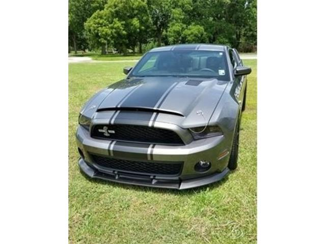2011 Shelby GT500   895659