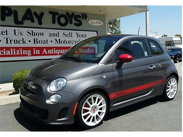 2013 Fiat  Abarth  | 895667