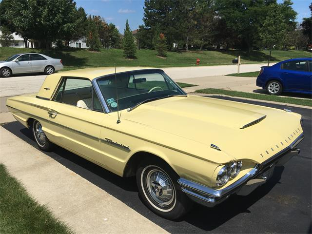 1964 ford thunderbird for sale on 41 available. Black Bedroom Furniture Sets. Home Design Ideas