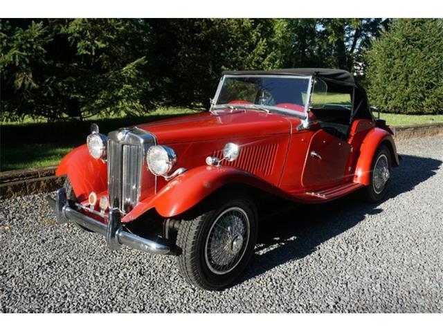 1952 MG TD | 895670