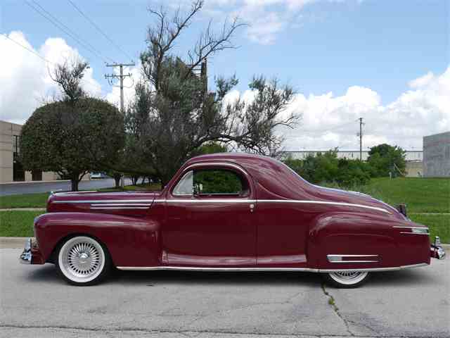 1942 Lincoln Zephyr | 895677