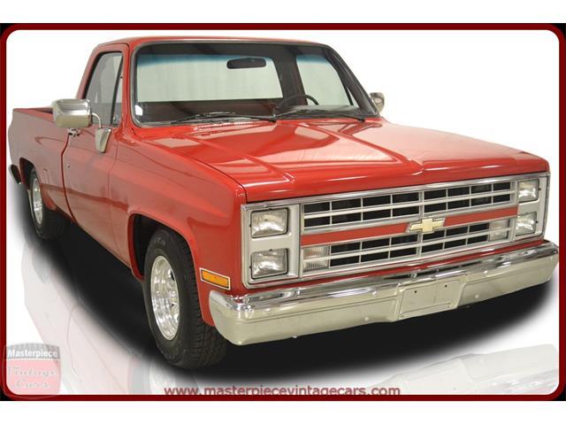 1986 Chevrolet C/K 10 | 895678