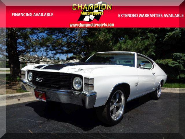 1972 Chevrolet Chevelle SS Tribute LS1 | 895681