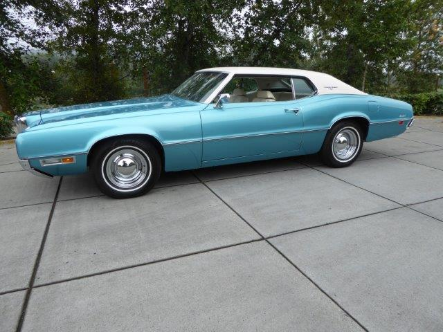 1970 Ford Thunderbird Mark T Special Edition | 895682