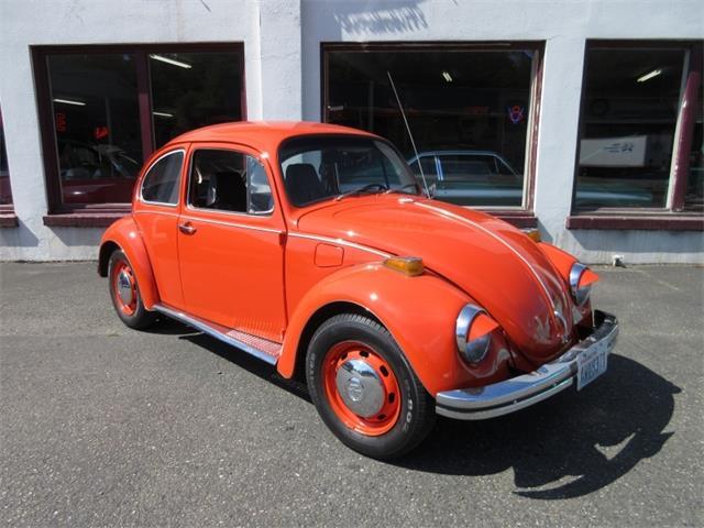 1972 Volkswagen Beetle | 895688