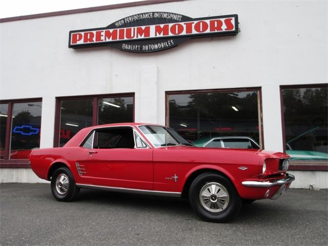 1966 Ford Mustang | 895692