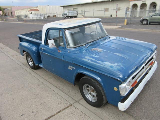 1968 Dodge D100 | 890570
