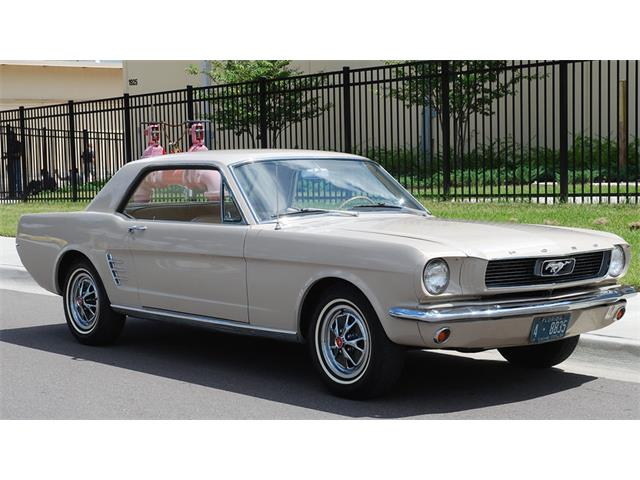 1966 Ford Mustang | 895717