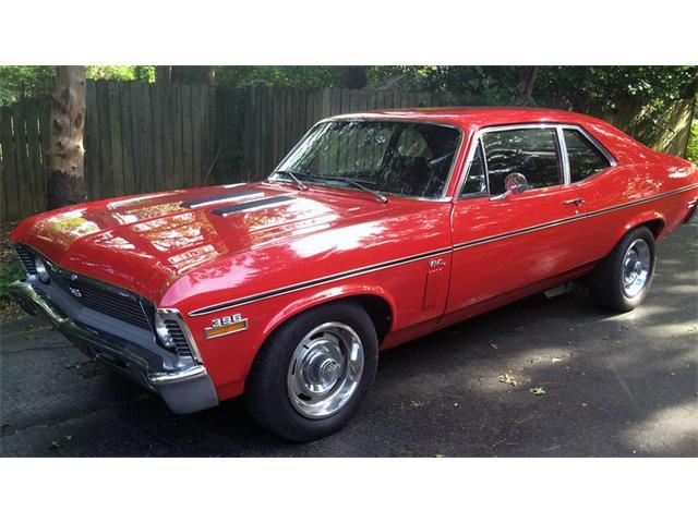 1970 Chevrolet Nova | 895718