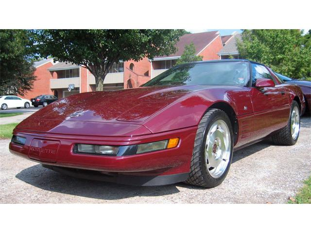1993 Chevrolet Corvette | 895720