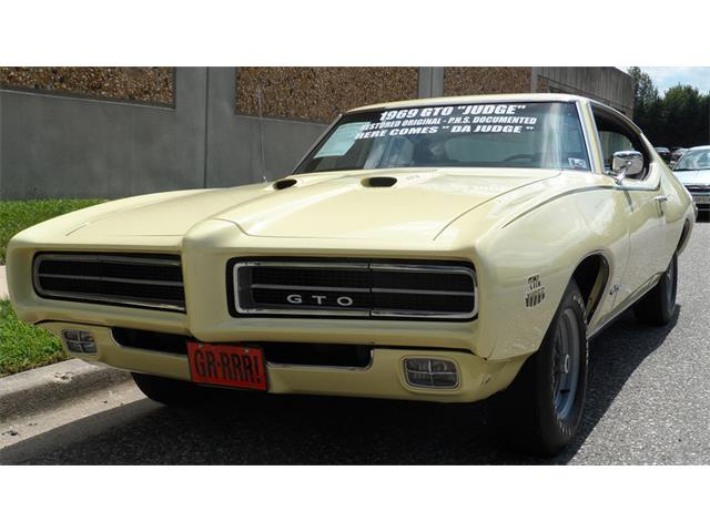 1969 Pontiac GTO (The Judge) | 895724