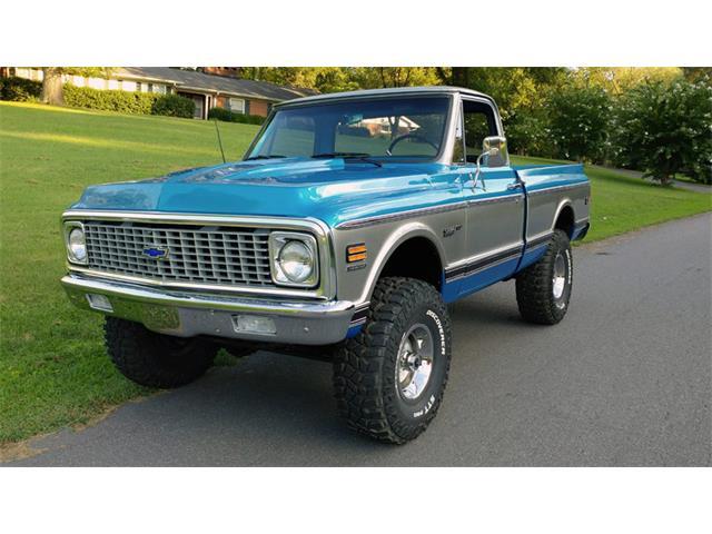 1971 Chevrolet C/K 10 | 895725