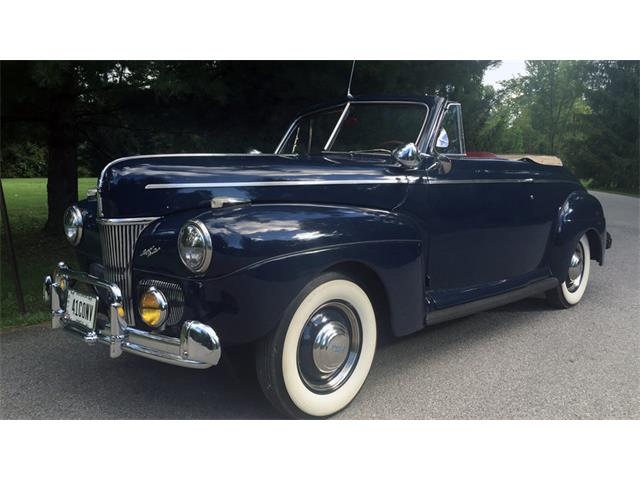 1941 Ford Super Deluxe | 895726