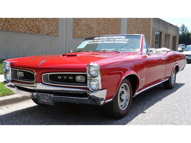 1966 Pontiac GTO | 895728