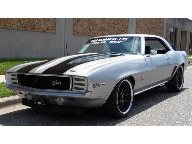 1969 Chevrolet Camaro | 895731