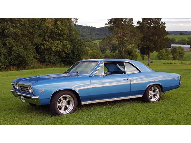 1967 Chevrolet Chevelle SS | 895734