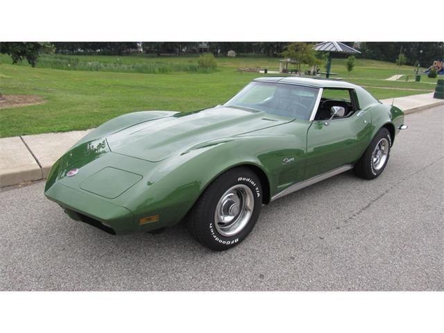 1973 Chevrolet Corvette | 895741