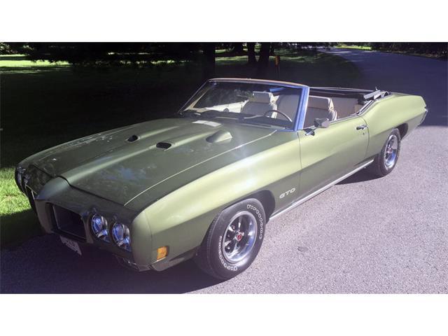 1970 Pontiac GTO | 895745