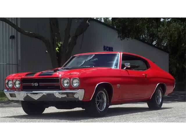 1970 Chevrolet Chevelle SS | 895749