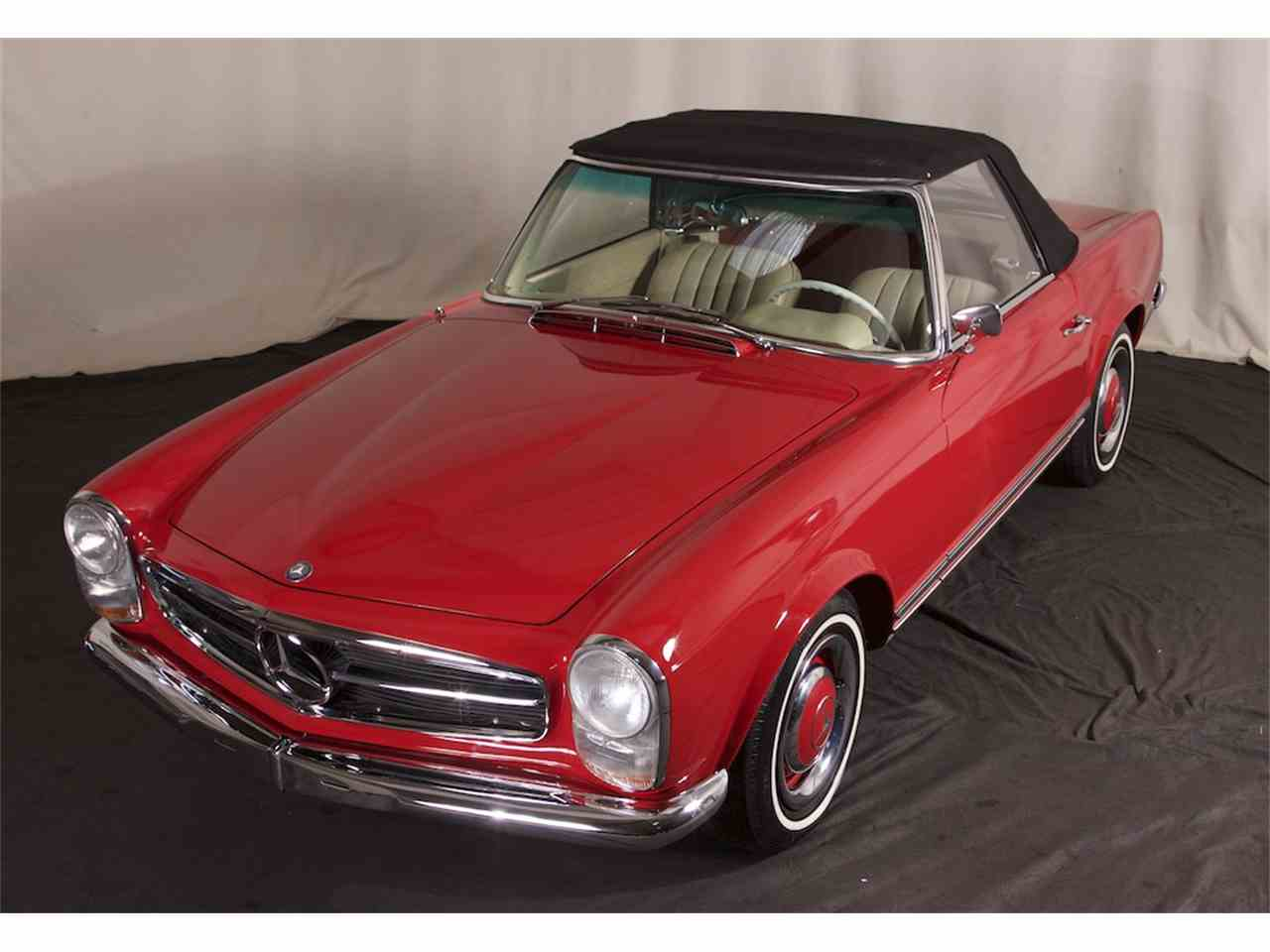 1967 mercedes benz 230sl for sale cc for Mercedes benz of monterey monterey ca