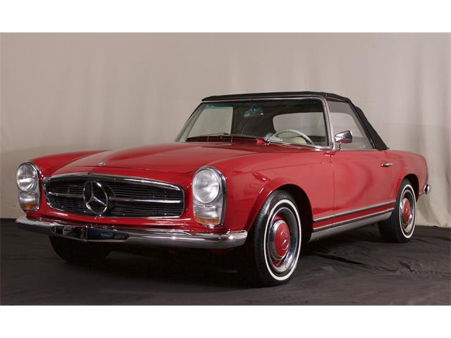 1967 Mercedes-Benz 230SL | 890575