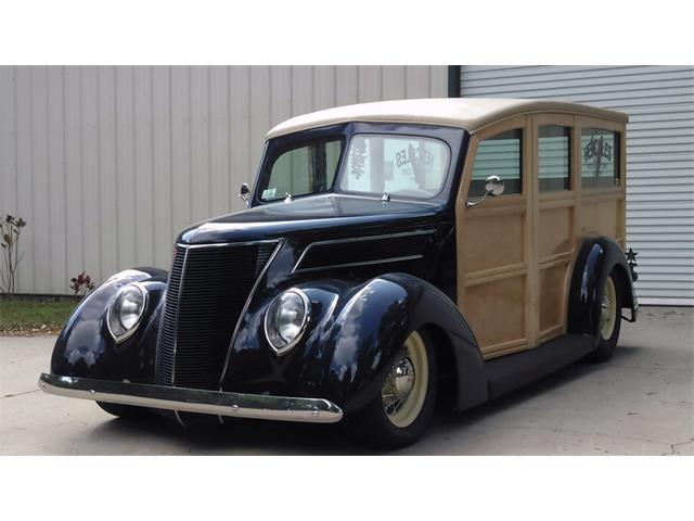 1937 Ford Woody Wagon | 895750