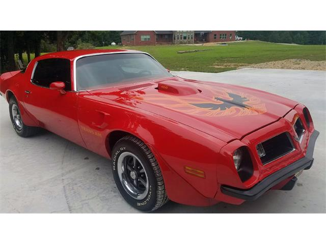 1975 Pontiac Firebird Trans Am | 895751