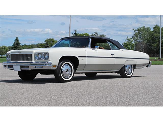 1975 Chevrolet Caprice Classic Convertible | 895757