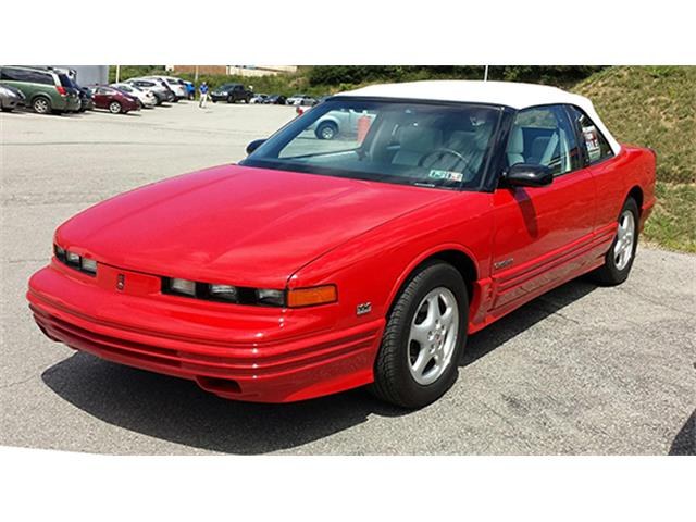 1994 Oldsmobile Cutlass Supreme Convertible | 895758
