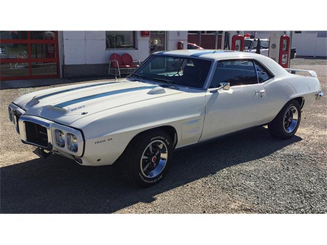 1969 Pontiac Firebird Trans Am Sport Coupe Tribute   895771