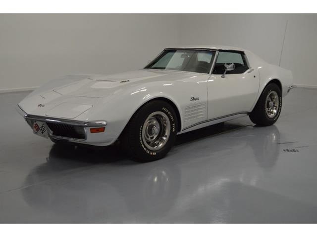 1970 Chevrolet Corvette Stingray 496 | 895780