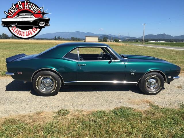 1968 Chevrolet Camaro | 895789