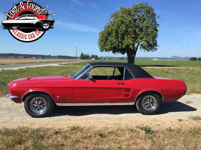 1967 Ford Mustang | 895790